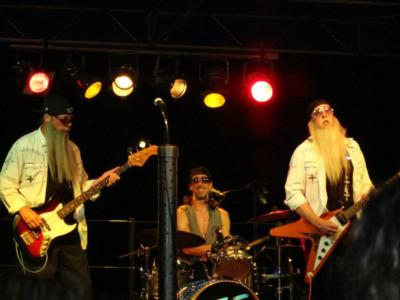 Velcro Fly | North Little Rock, AR | ZZ Top Tribute Band | Photo #16