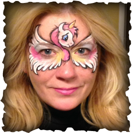 Fantasy Face Painting Of South Jersey - Face Painter - Woodbury, NJ