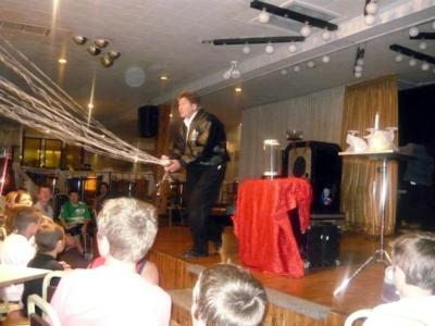 John Hoey's Mystery Tour | Highland, NY | Magician | Photo #7