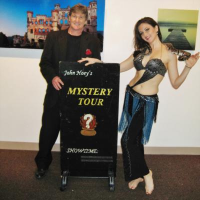 John Hoey's Mystery Tour | Highland, NY | Magician | Photo #5