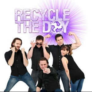 Newton 80s Band | Recycle The Day