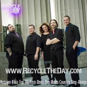 Godley Wedding Band | Recycle The Day