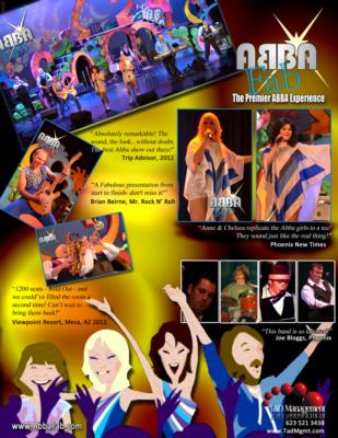 Abbafab - The Premier Abba Experience | Phoenix, AZ | ABBA Tribute Band | Photo #9