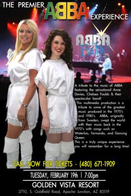 Abbafab - The Premier Abba Experience | Phoenix, AZ | ABBA Tribute Band | Photo #8