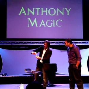 Houston Magician | Anthony Magic