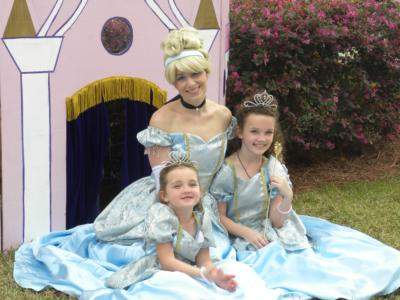 Enchanted Parties | Niceville, FL | Princess Party | Photo #8