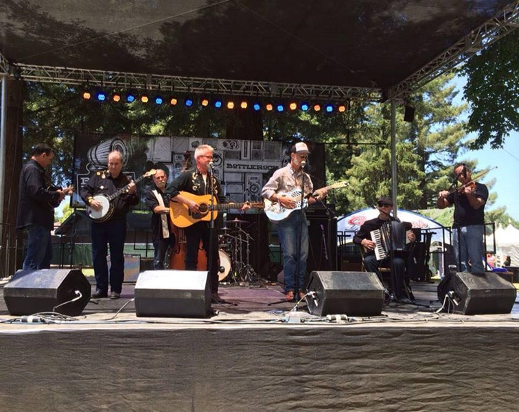 Howell Mountain Boys - Bluegrass Band - Napa, CA