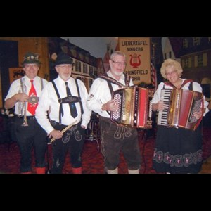 Charleston World Music Band | Ken & Mary Turbo Accordions Express