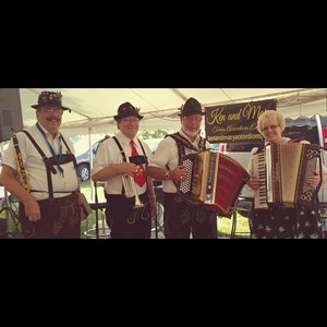 Rosewood Dixieland Band | Ken & Mary Turbo Accordions Express