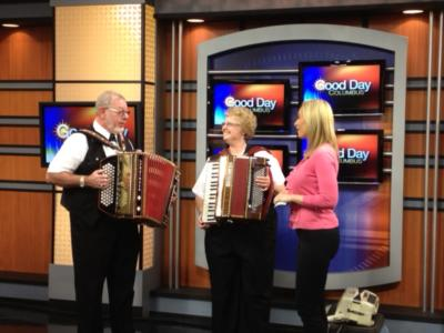Ken & Mary Turbo Accordions Express | Marysville, OH | Variety Band | Photo #17