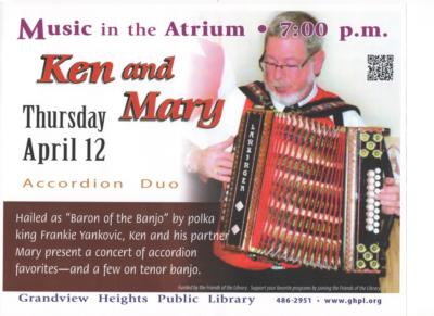 Ken & Mary Turbo Accordions Express | Marysville, OH | Variety Band | Photo #18