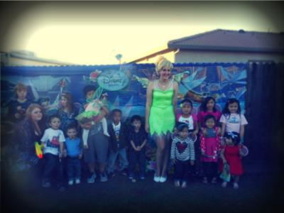 Enchanted Princess Parties | Whittier, CA | Face Painting | Photo #2