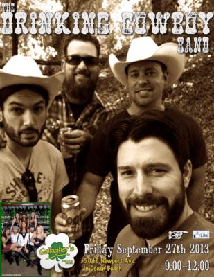 The Drinking Cowboy Band | San Diego, CA | Country Band | Photo #24