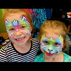 Donahue Face Painter | Rock Your Body Art