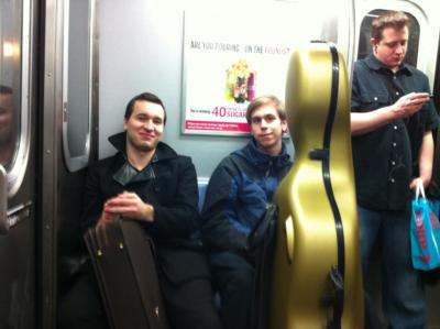 Yoon's Musicians | New York, NY | Chamber Music String Quartet | Photo #13