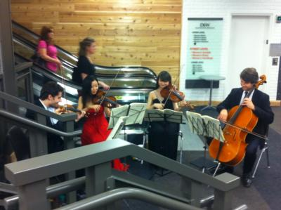 Yoon's Musicians | New York, NY | Chamber Music String Quartet | Photo #7