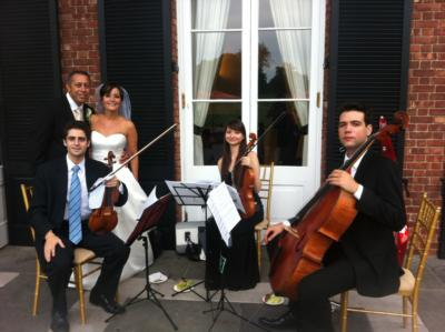 Yoon's Musicians | New York, NY | Chamber Music String Quartet | Photo #5