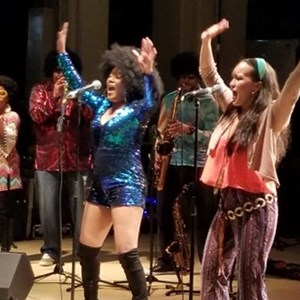 Cusseta 70s Band | The Throwback Experience