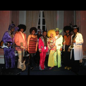 Macon 70s Band | The Throwback Experience