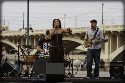 Angelique White Band | Gilbert, AZ | Variety Band | Photo #2
