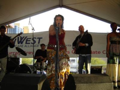 Angelique White Band | Gilbert, AZ | Variety Band | Photo #12