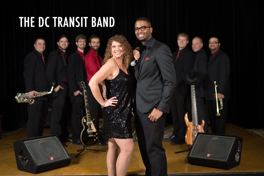 The DC Transit Band - Dance Band - Manassas, VA