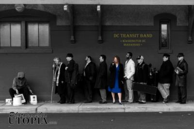 The DC Transit Band | Manassas, VA | Dance Band | Photo #1