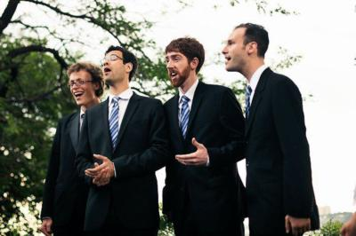 Voices Of Gotham | New York, NY | Barbershop Quartet | Photo #6