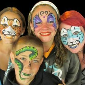 Woodstock Face Painter | Recycle Smiles Entertainment