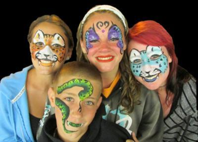 Recycle Smiles Entertainment - Face Painter - Chelmsford, MA