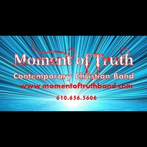 Cape Cod Christian Rock Musician | Moment of Truth Band