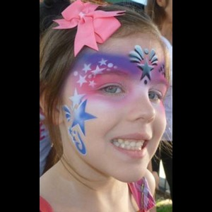 Wheelock Face Painter | Airbrush Skin Art - FDA Approved/No PPDs