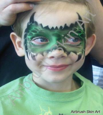 Airbrush Skin Art - FDA Approved/No PPDs | Spring, TX | Face Painting | Photo #20