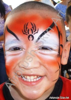 Airbrush Skin Art - FDA Approved/No PPDs | Spring, TX | Face Painting | Photo #21