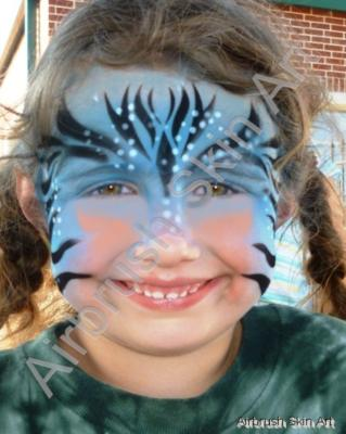 Airbrush Skin Art - FDA Approved/No PPDs | Spring, TX | Face Painting | Photo #22