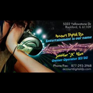 Accourt Digital Djs - Event DJ - Rockford, IL