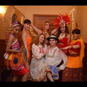 Zionville Latin Dancer | Cultural Explosion NY/NJ/PA/CT