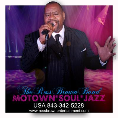 Ross Brown Band | Savannah, GA | Savannah, GA | Motown Band | Photo #12