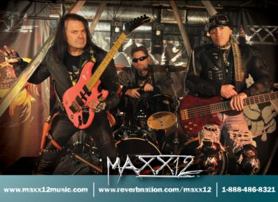 Maxx12 | San Jose, CA | Rock Band | Photo #1