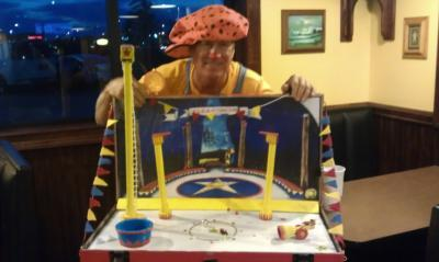Captain Character | Jacksonville, FL | Clown | Photo #8