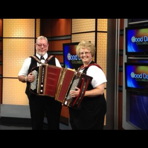 Inglefield Accordion Player | Ken & Mary Turbo Accordions