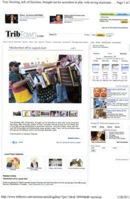 Ken & Mary Turbo Accordions | Marysville, OH | Accordion | Photo #11