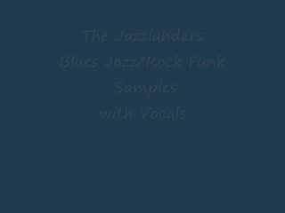 The Jazzlanders  | Brooklyn, NY | Jazz Band | Blues Jazz-Rock Funk with Vocals