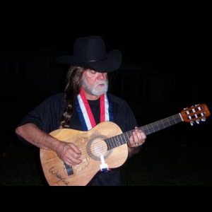 Garland Tribute Singer | Willie Fortune's Willie Nelson Tribute Show