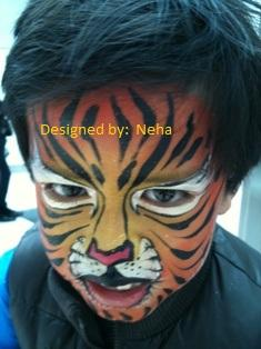 Creative Face And Body Art By Neha | Millstone Township, NJ | Face Painting | Photo #1