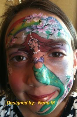 Creative Face And Body Art By Neha | Millstone Township, NJ | Face Painting | Photo #13