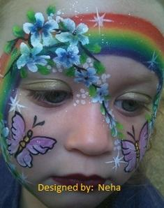 Creative Face And Body Art By Neha | Millstone Township, NJ | Face Painting | Photo #2