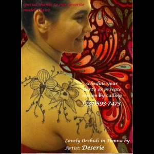 Ocean City Astrologer | Deserie's All Natural Henna Artistry For Any Event