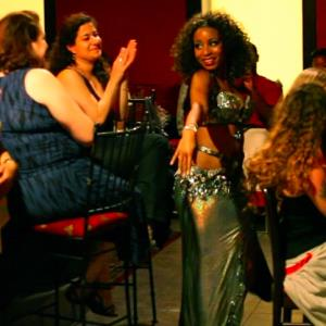 Columbia Hip Hop Dancer | Ebony - Traditional and Urban Fusion Belly Dance