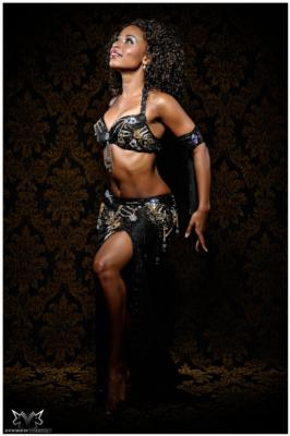 Ebony - Traditional and Urban Fusion Belly Dance | Washington, DC | Belly Dancer | Photo #2